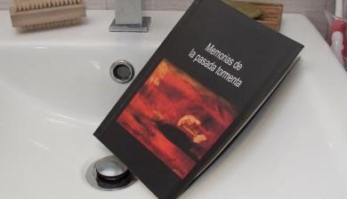 Memorias de la pasada tormenta - libro de relatos