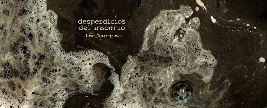 Desperdicios del insomnio, José Torregrosa