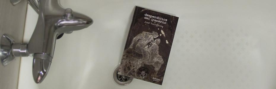 Desperdicios del insomnio, de José Torregrosa