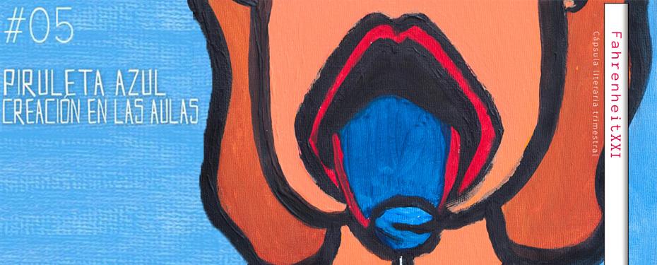 Piruleta Azul. Creación en las aulas - Portfolio