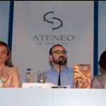 Territorio líquido en Ateneo Málaga